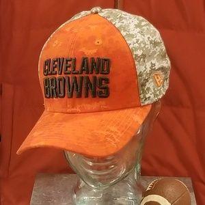 New Era 39Thiryty Cleveland Browns camouflage